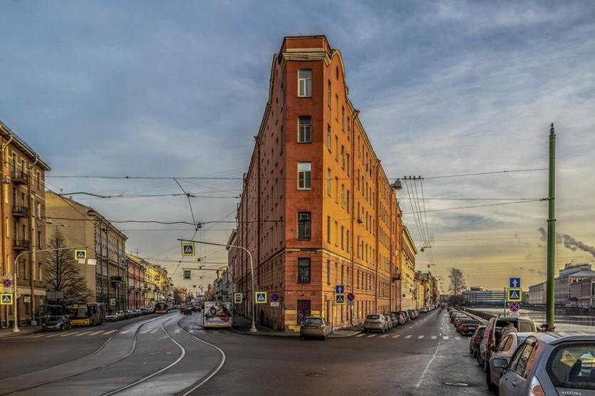 Архитектурные странности и изыски Петербурга