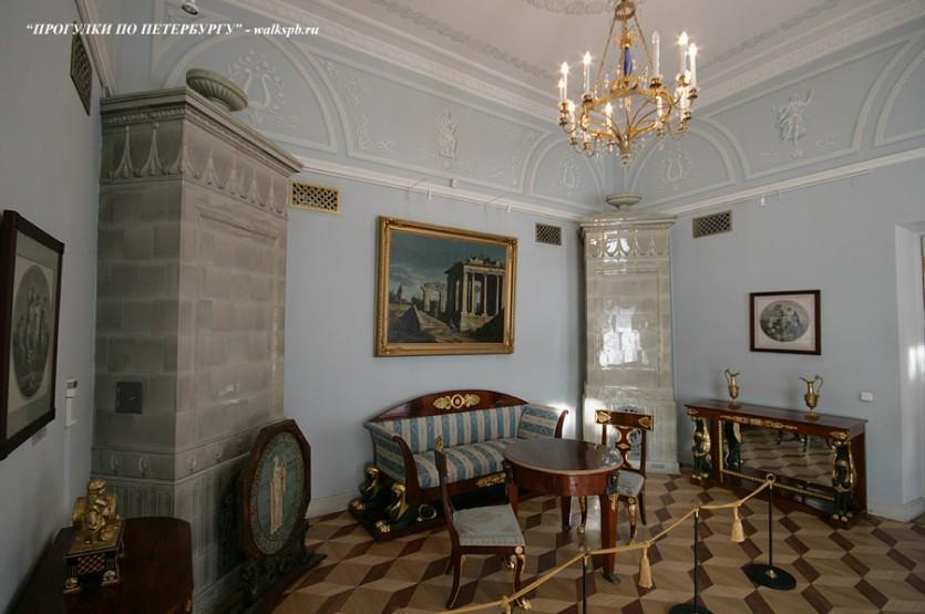 Экскурсия и концерт в музее-усадьбе Г. Р. Державина