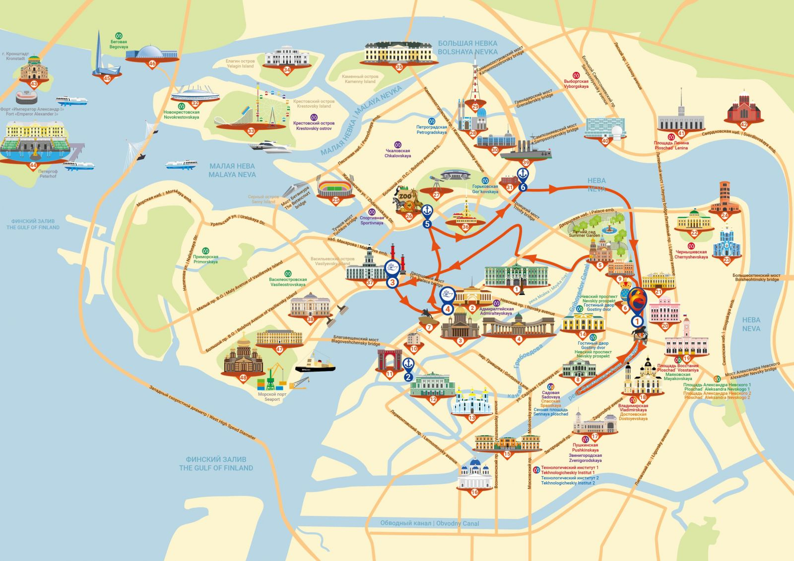 City Sightseeing new route