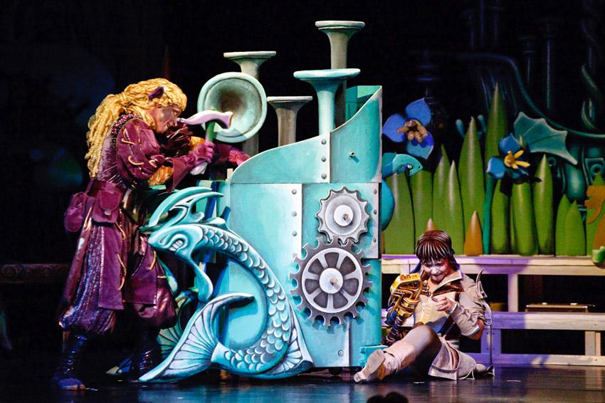 Кукольный театр сказки - афиша