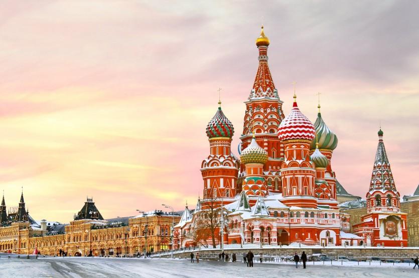 Золотая Москва